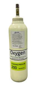 5L oxygen cylinder