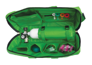 oxygen therapy kit bag